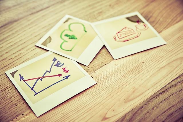 Polaroid brainstorming