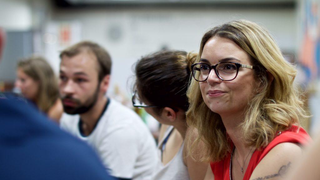 Julie Geoffroy, agent de voyage freelance à Lyon