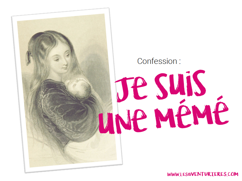 Confession : Je suis une mémé