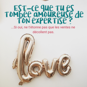 Est Ce Que Tu Es Tombée Amoureuse De Ton Expertise Les