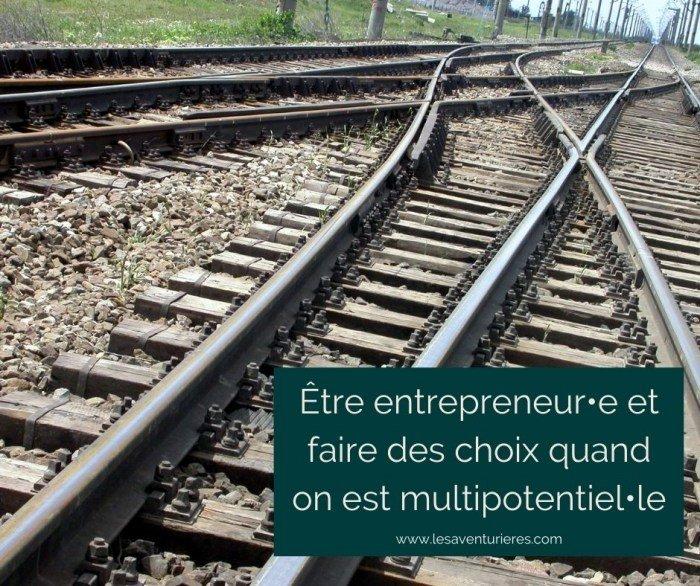 Parcours (et conseils) d'entrepreneures multipotentielles