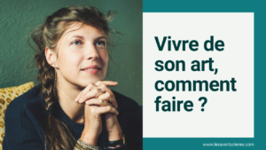 Vivre de son art, interview Florina Aledo